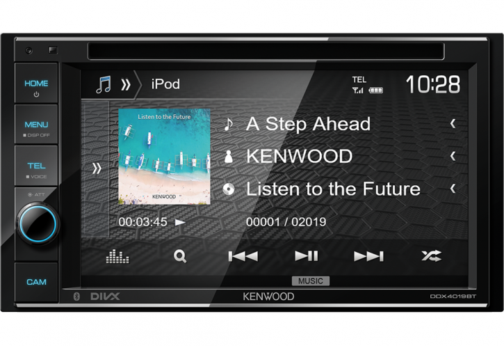Kenwood DDX4019BT