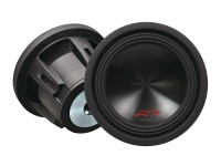 Alpine WR-10D4 - 25cm (10-Zoll) Type-R Subwoofer (4Ω + 4Ω)