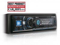 Autoradio Alpine CDA-137BTi - CD-RECEIVER mit BLUETOOTH-FUNKTION