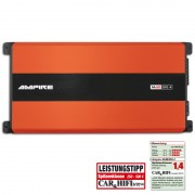 AMPIRE MdB200.4-ORG Endstufe, 4x 200 Watt, LIMITED ORANGE EDITION