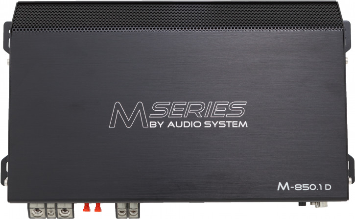 Audio System M-850.1D  M-SERIES 1-Kanal