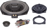 Audio-System X 200 BMW PLUS  X--ION-SERIES 3-Teil-Aktiv Front System