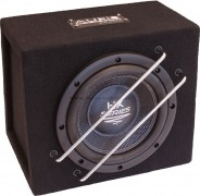 Audio System HX 08 SQ G  HX-SERIES HIGH END Gehäuse Subwoofer