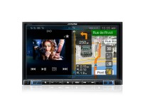 Alpine X801D-U - Navigation / DAB / HDMI / REAR- USB / Bluetooth Autoradio