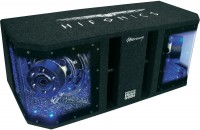 Hifonics Mercury MR10 2x25 cm Dual Bandpass