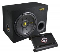 Kicker KPX360.4 - Car Hifi Set