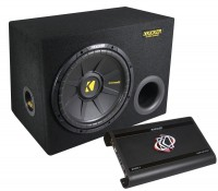 Kicker KPX500.4 - Car Hifi Set