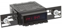 RETROSOUND Autoradio Model Two schwarze Tasten MODEL-2B