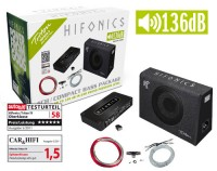 Hifonics TBP800.4 - Car Hifi Set