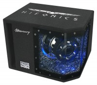 Hifonics MR8BP Mercury Bandpass-System