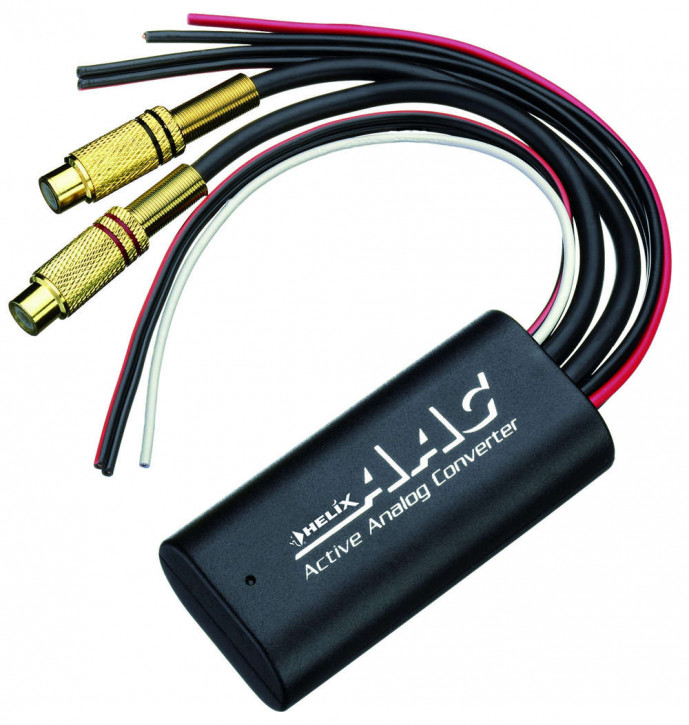 Helix AAC.2 Active Analog Converter High-Low-Adapter