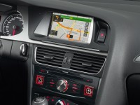 Alpine X701D-A5 - Advanced Navi Station, Alpine Style Infotainment-System für Audi A4