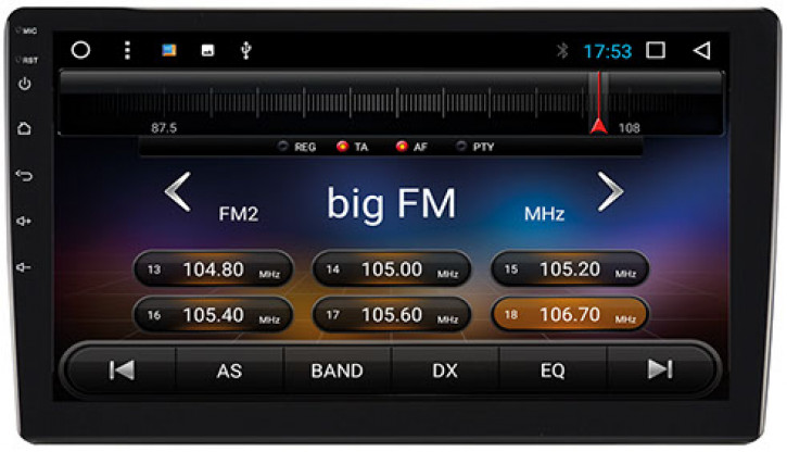 """ESX VN1015-MA - Universal 10"""" Doppel-DIN Android"""