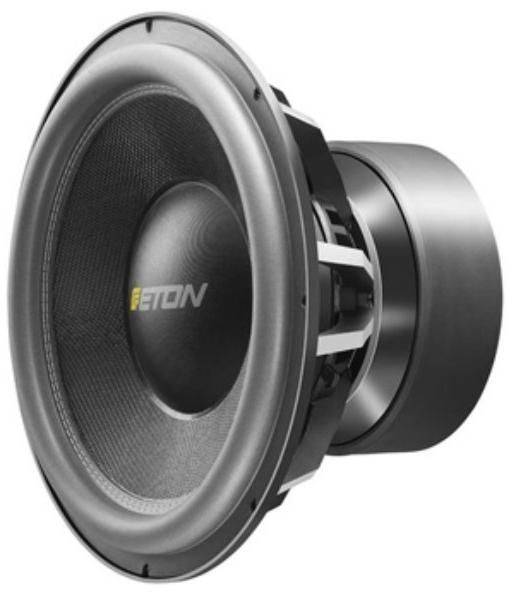 eton force f15 38 cm 15 zoll spl subwoofer. Black Bedroom Furniture Sets. Home Design Ideas