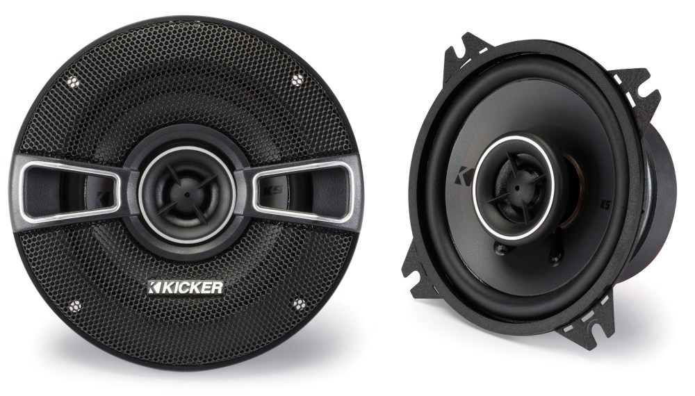 kicker ksc4 ksc44 car hifi lautsprecher. Black Bedroom Furniture Sets. Home Design Ideas